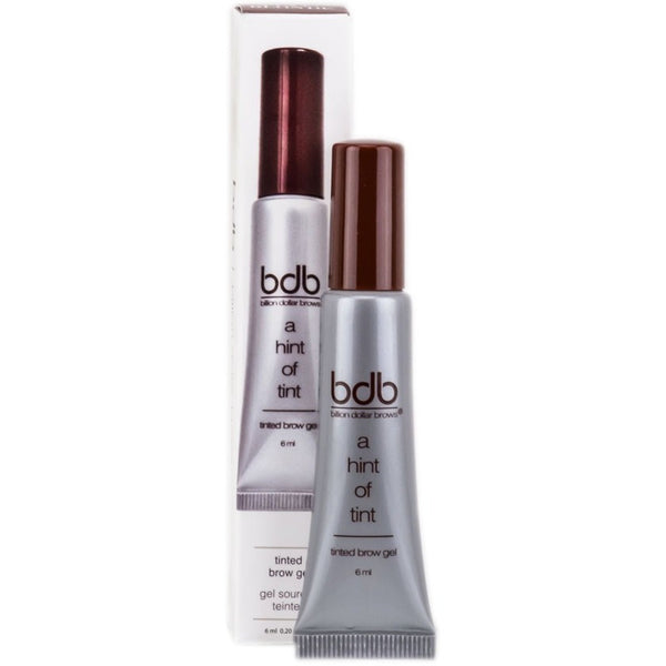 Billion Dollar Brows A Hint Of Tint Tinted Brow Gel - Taupe