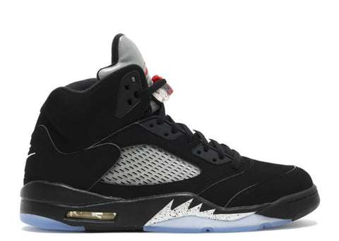 Air Jordan V 5 Retro 2016 release 845036 003 | black, fire red-mtllc slvr-wht | 2016