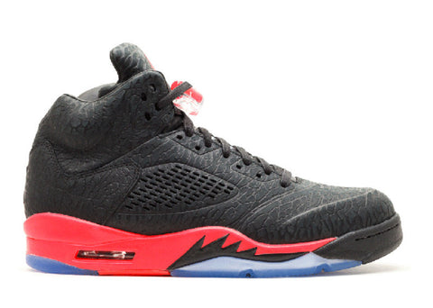 "Air Jordan V ""3lab5"" Infrared - KickCircle"