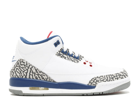"Air Jordan III ""True Blue"" - KickCircle"