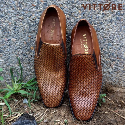 Leather Luxury Loafers - Federico