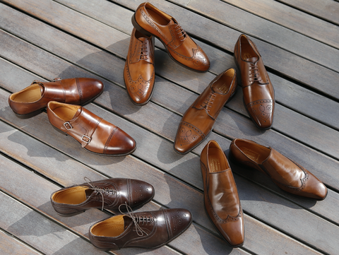 Types of Toe Styles for Leather Shoes