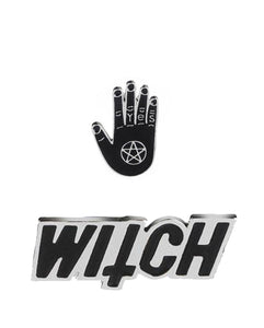 WITCH OCCULT (PINS)