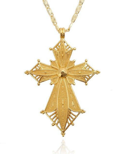cult jewellery cross devil