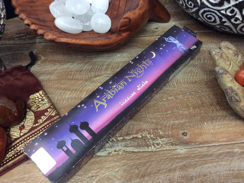 Kamini Arabian Nights Incense sticks 15g