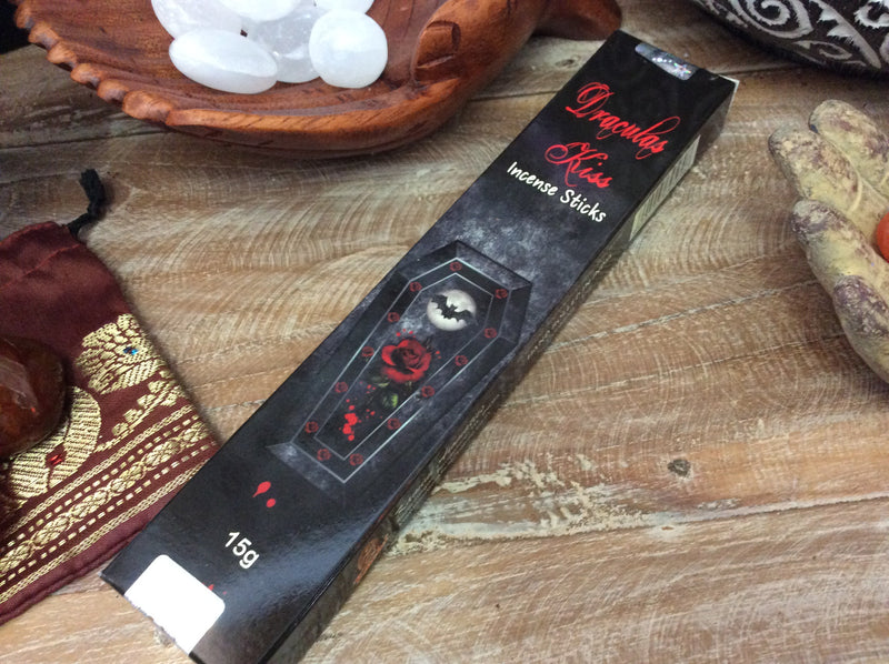 Kamini Dracula's Kiss Incense sticks 15g
