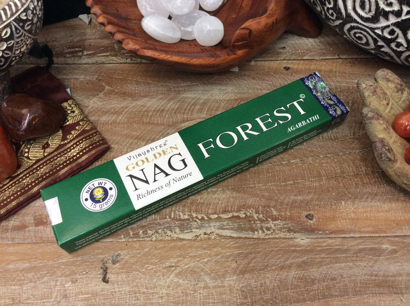 Vijayshree Golden Nag Forest 15 g