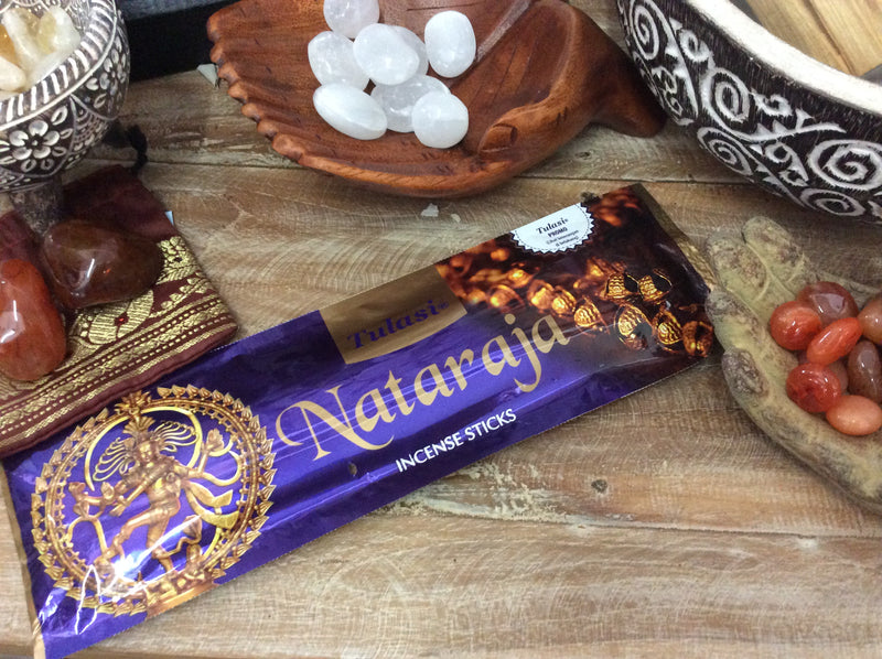 Tulasi incense - Nataraja - 35 sticks