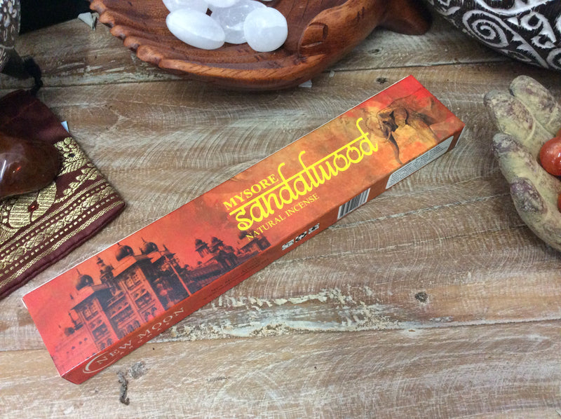 Mysore Sandalwood natural Incense sticks 15g
