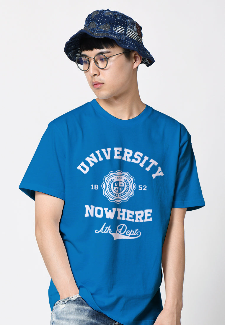 University Graphic T-shirt