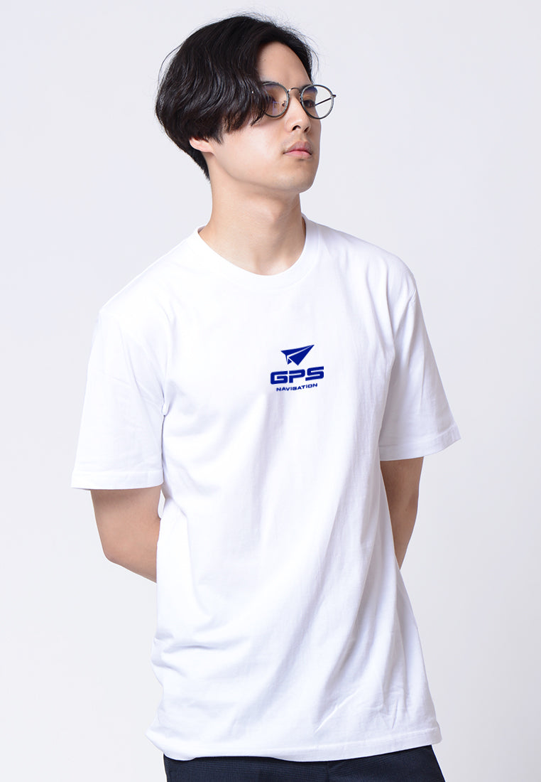 GPS Graphic T-shirt