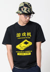 Portable Game Graphic T-shirt