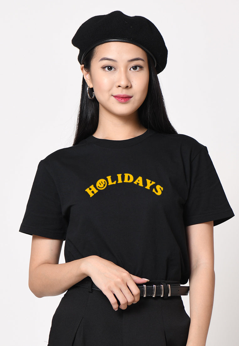 Holidays Graphic T-shirt