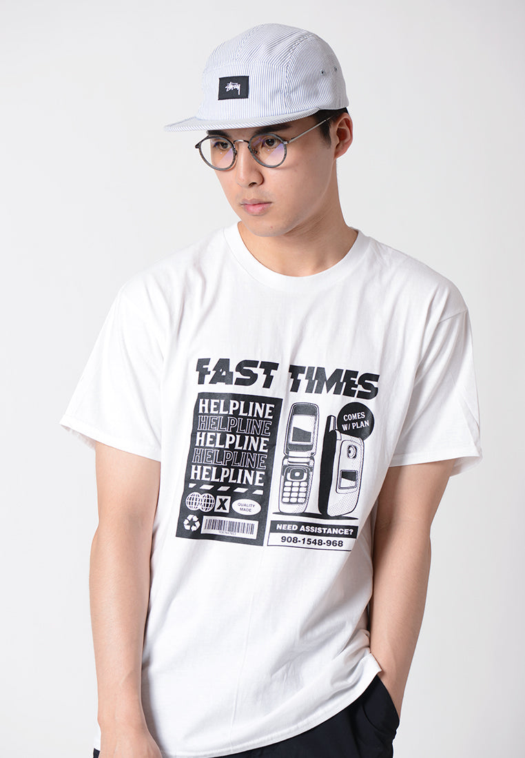 Fast Times Graphic T-shirt