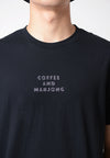 Coffee & Mahjong Graphic T-shirt