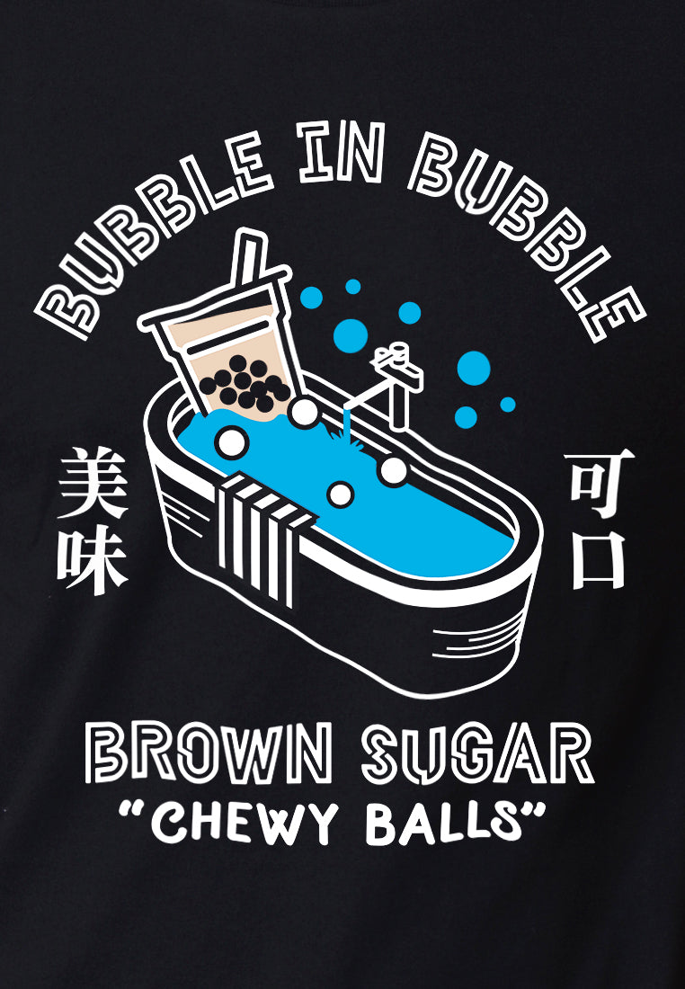 Bubble in Bubble Graphic T-shirt