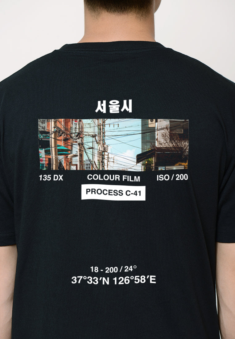 Colour Film Graphic T-shirt