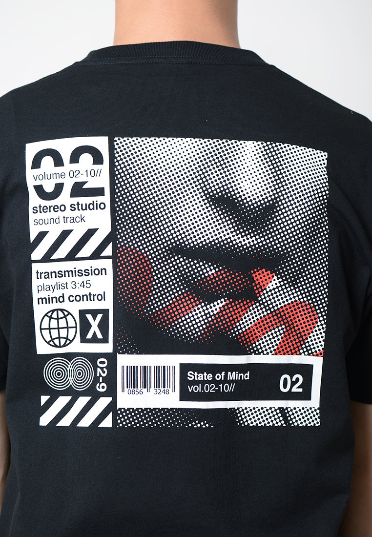 State of Mind Graphic T-shirt