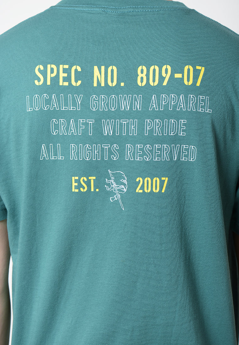 Local Apparel Graphic T-shirt