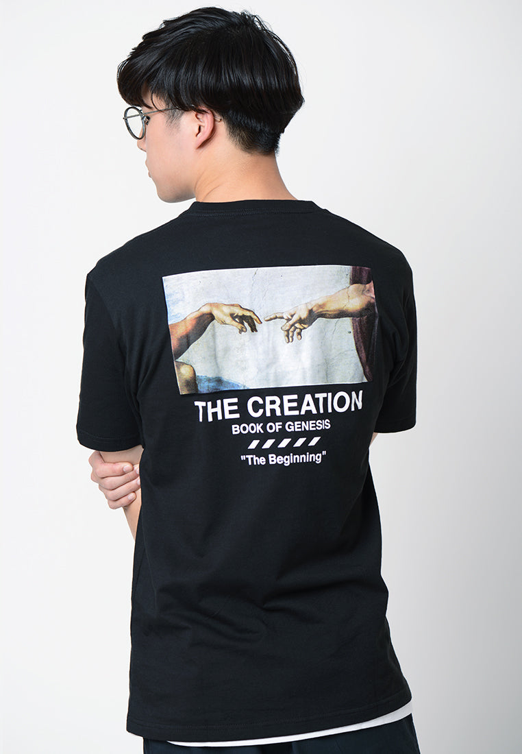 The Creation Graphic T-shirt