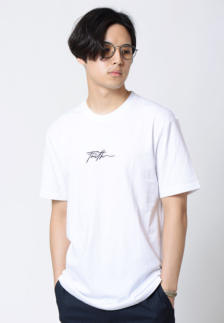 Faith Graphic T-shirt