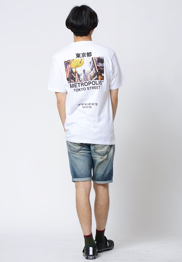Metropolis Graphic T-shirt