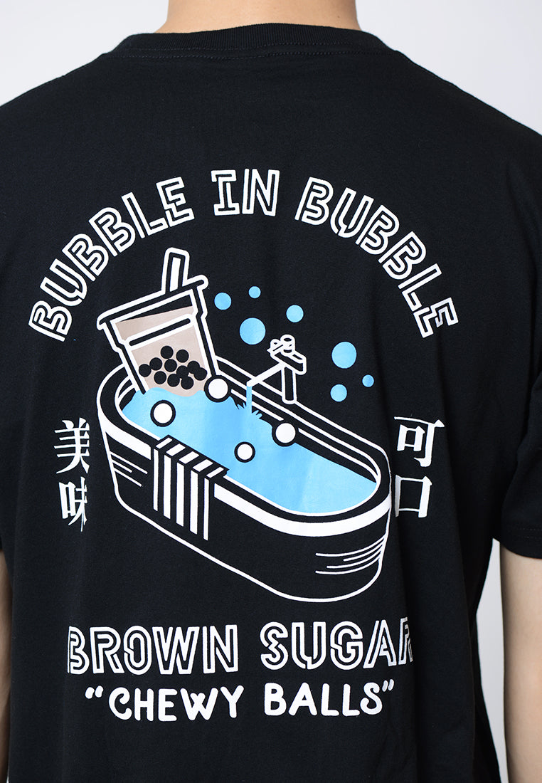 Bubble Tea Graphic T-shirt