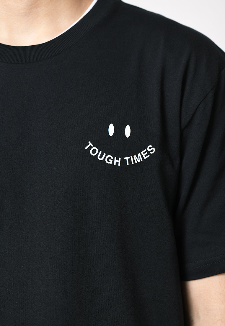 Tough Times Graphic T-shirt