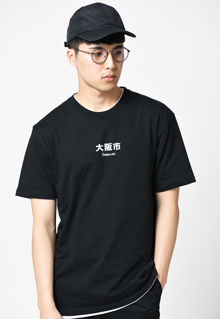 Osaka Graphic T-shirt