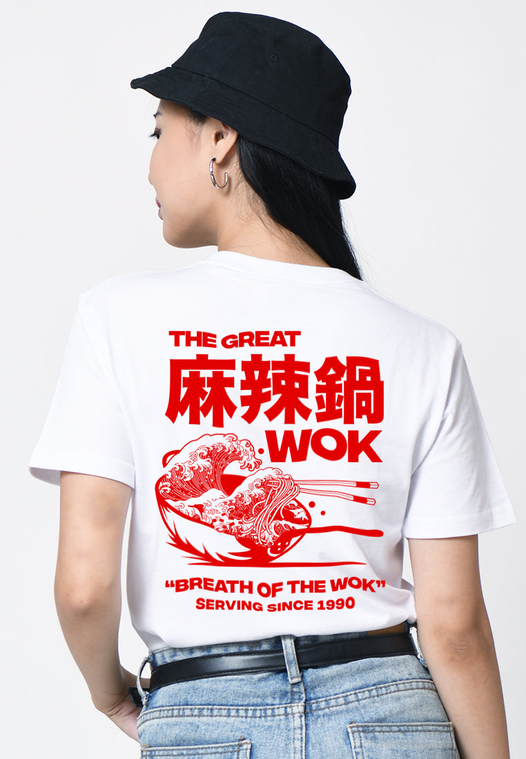 Great Wok Graphic T-shirt