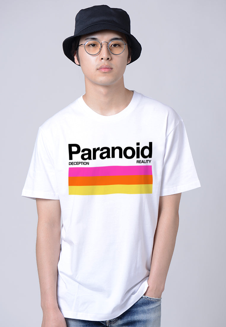 Paranoid Graphic T-shirt