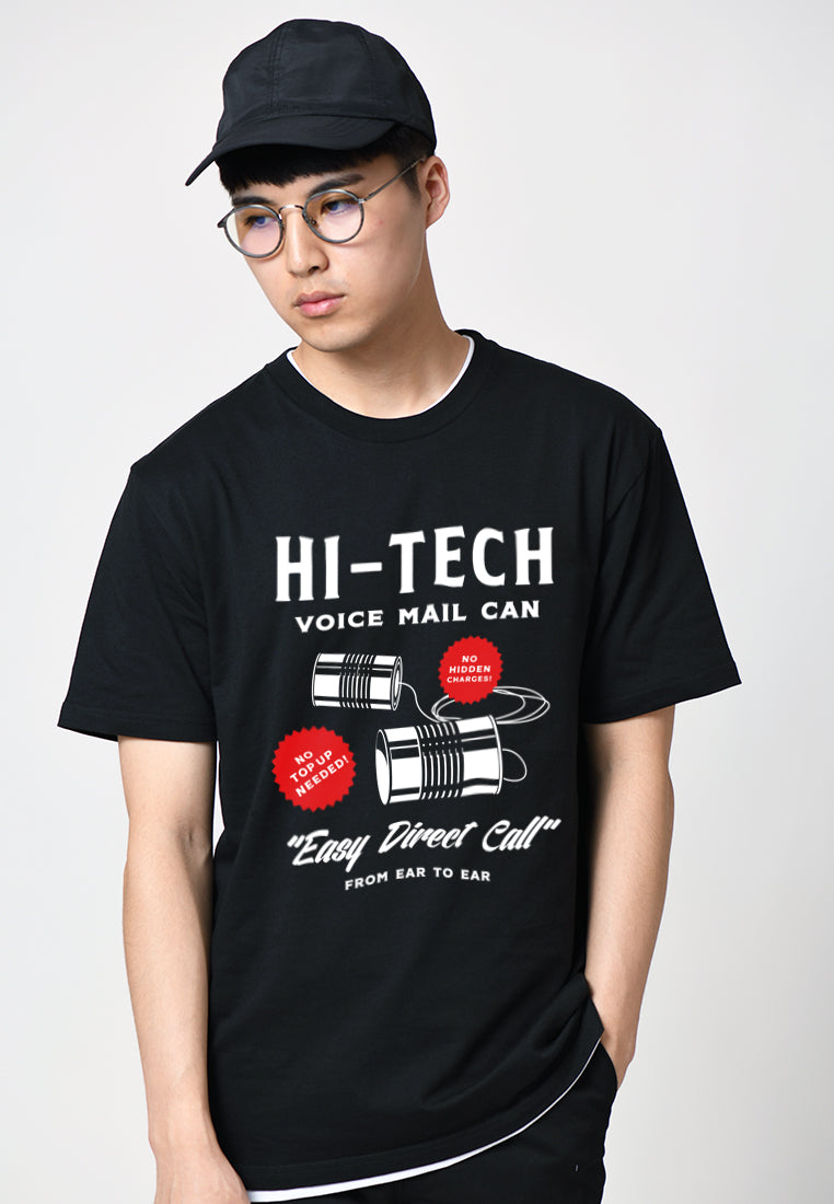 Voice Mail Graphic T-shirt