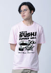 Sushi Roll Graphic T-shirt