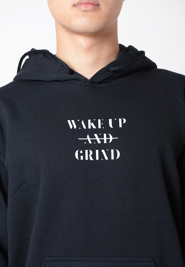 Wake Up Hooded Parka