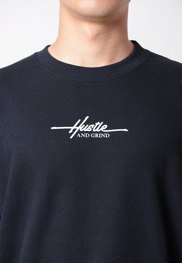 Hustle and Grind Sweat Shirt