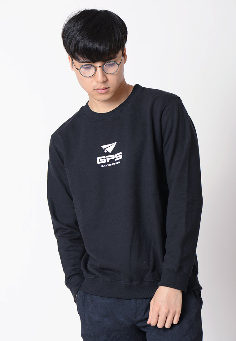 GPS Sweat Shirt