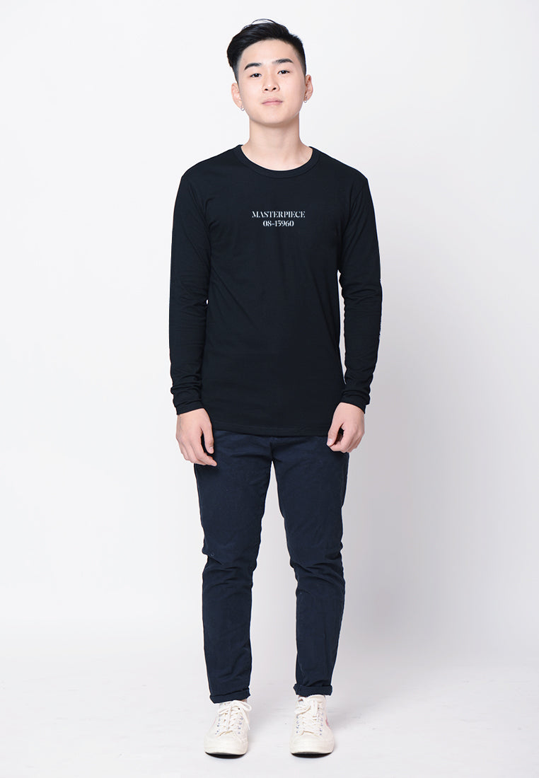Masterpiece Long Sleeves Tee