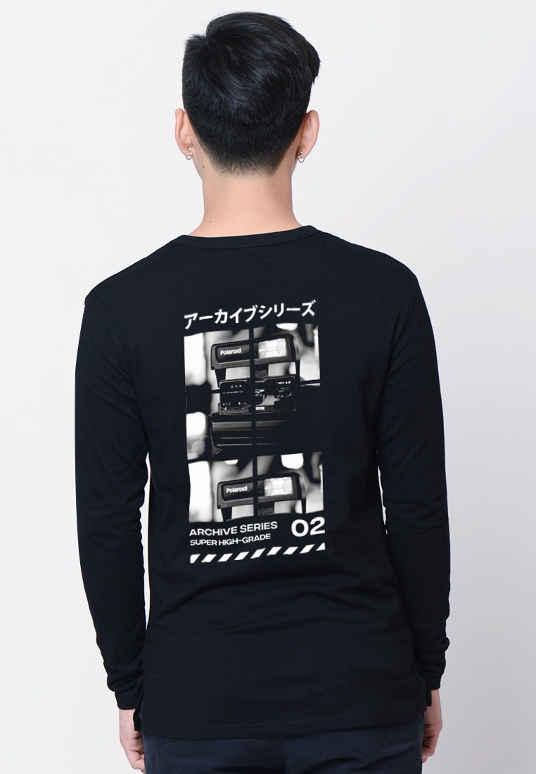 Archive Series Long Sleeves Tee