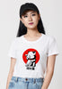 Lucky Cat Ladies Graphic T-shirt