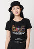 Shinsekai Ladies Graphic T-shirt