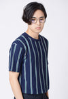 Vertical Stripes Tee