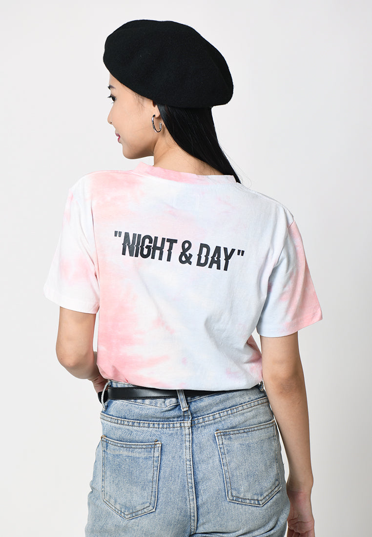 Night & Day Graphic T-shirt