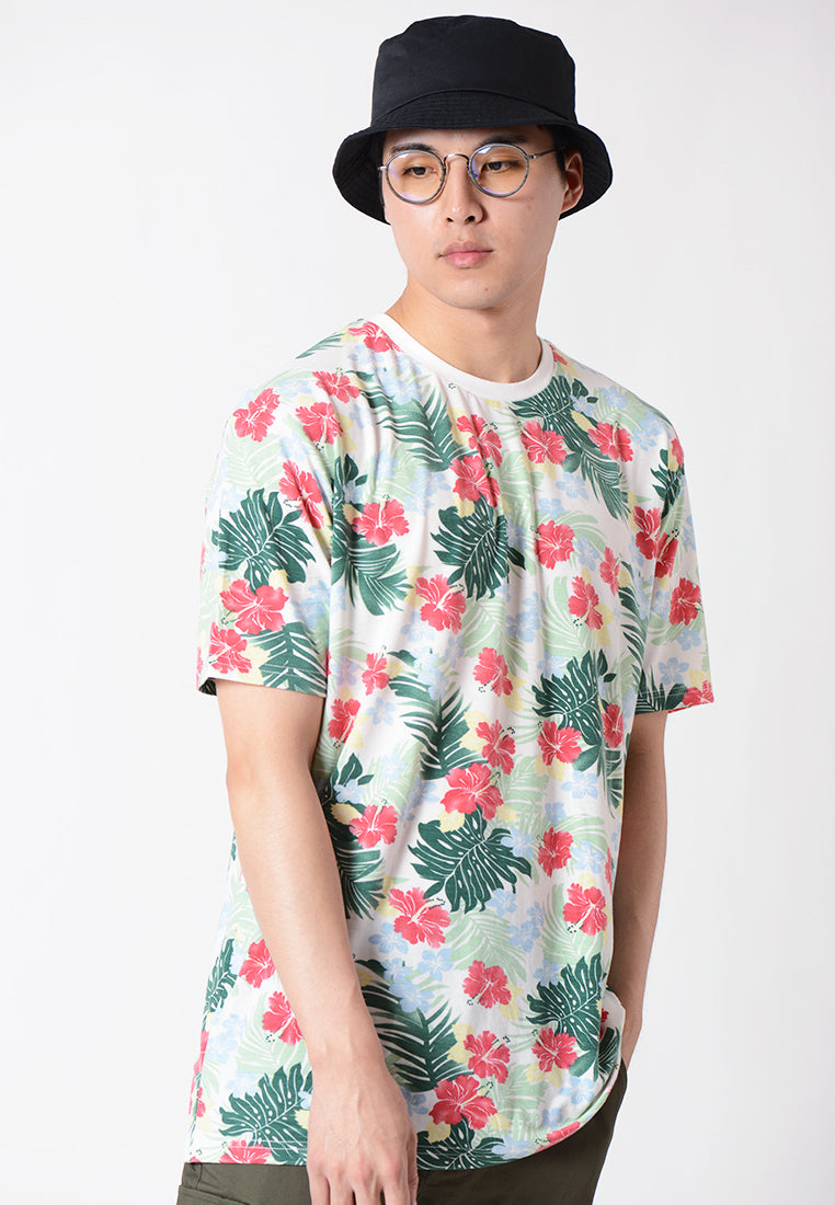 Floral Graphic T-shirt