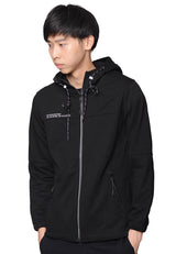 Zip Hooded Parka
