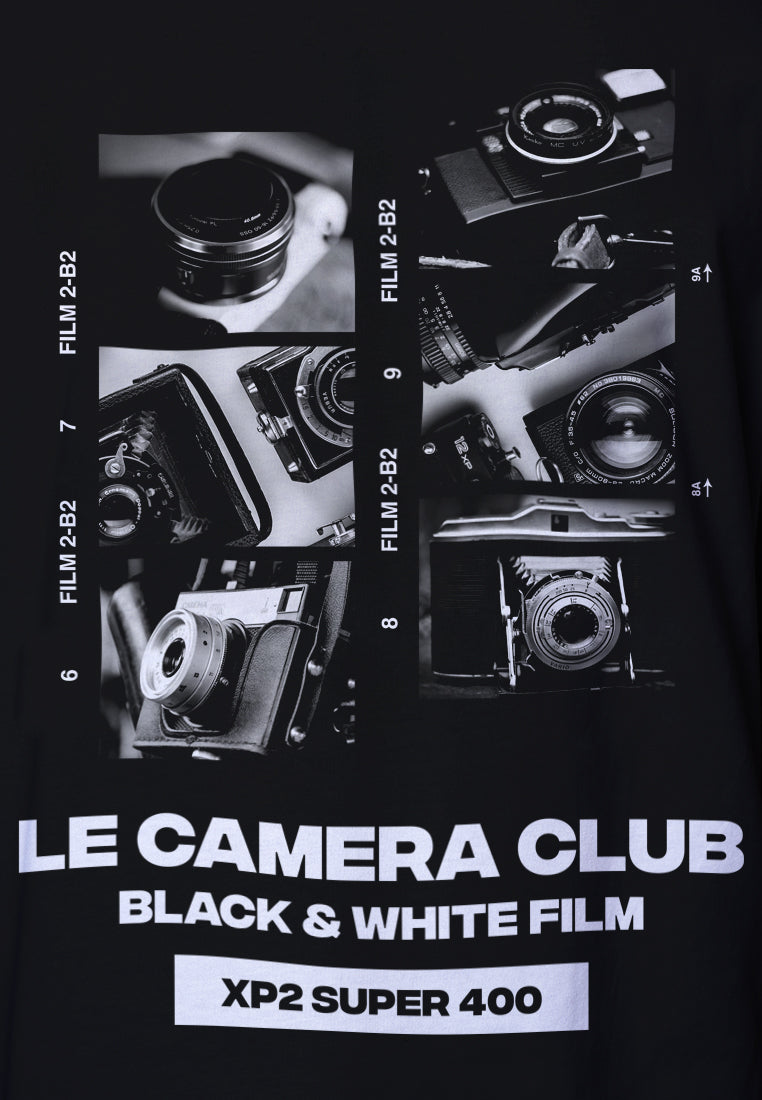 Le Camera Club Graphic T-shirt