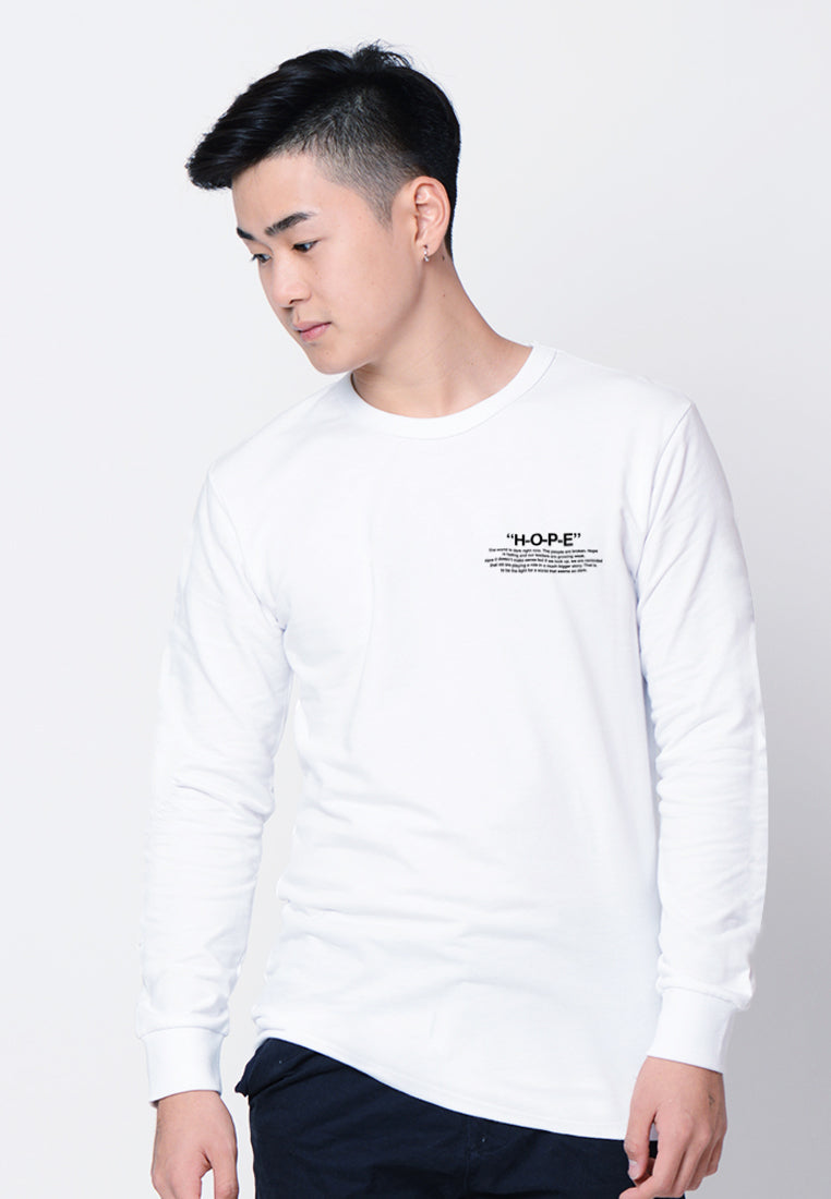 Hope Long Sleeves Tee