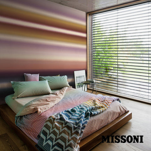 missoni tapet stribet