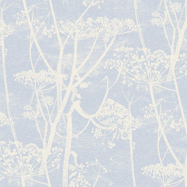 Cow Parsley Tapet, blå - Cole & Son