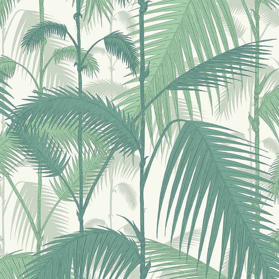 Palm Jungle - palme tapet bright - Cole & Son