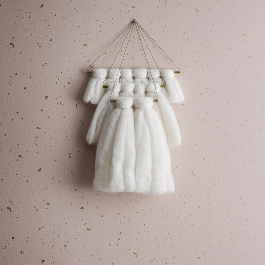 Ferm Living Tapet Confetti - Rose Gold/Guld.